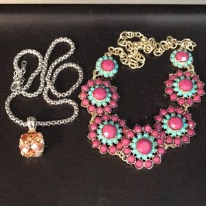 2 stunning necklaces